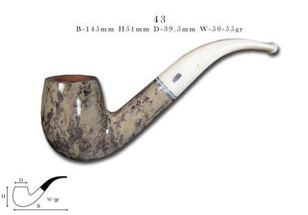 Chacom hand-made ATLAS 43