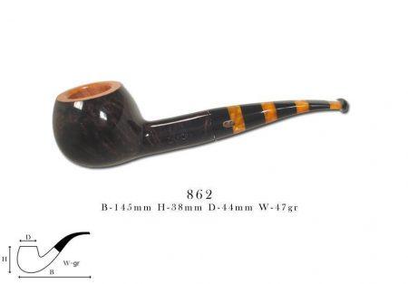 Chacom MAYA black & orange 862