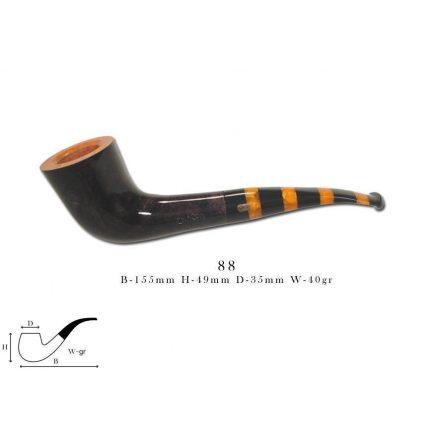 Chacom MAYA black & orange 88