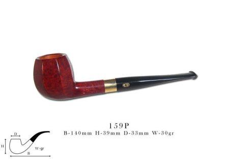 Chacom OLD BRIAR mahagony 159P