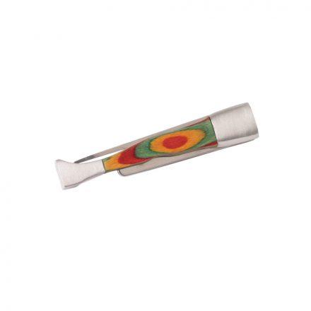 Pipakés fa/metal multicolor BZ130