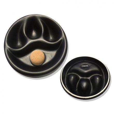 Chacom kerámia pipa hamutartó (3 pipás)