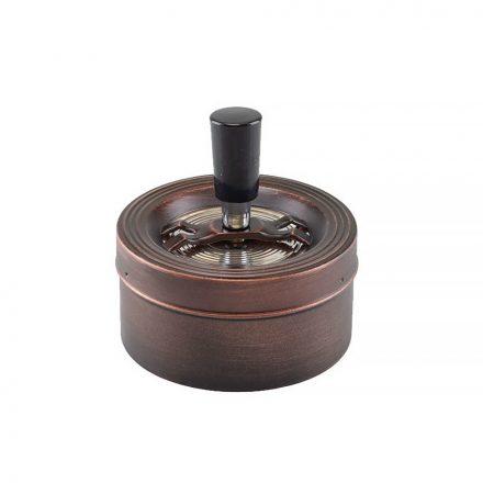 Forgó  réz hamutartó (henger alakú) TAB-06029
