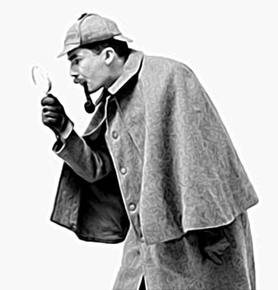 Sherlock Holmes- A.Conan Doyle kitalált nyomozója