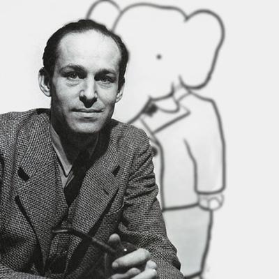 Jean de Brunhoff - francia író és illusztrátor
