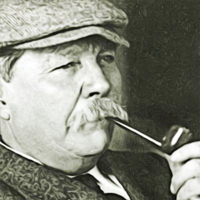 Arthur Conan Doyle - skót író (Sherlock Holmes)