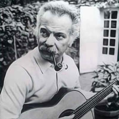 Georges Brassens - francia sanzonénekes