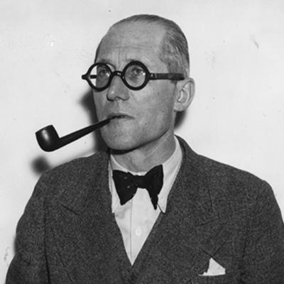 Le Corbusier - francia építész, teoretikus