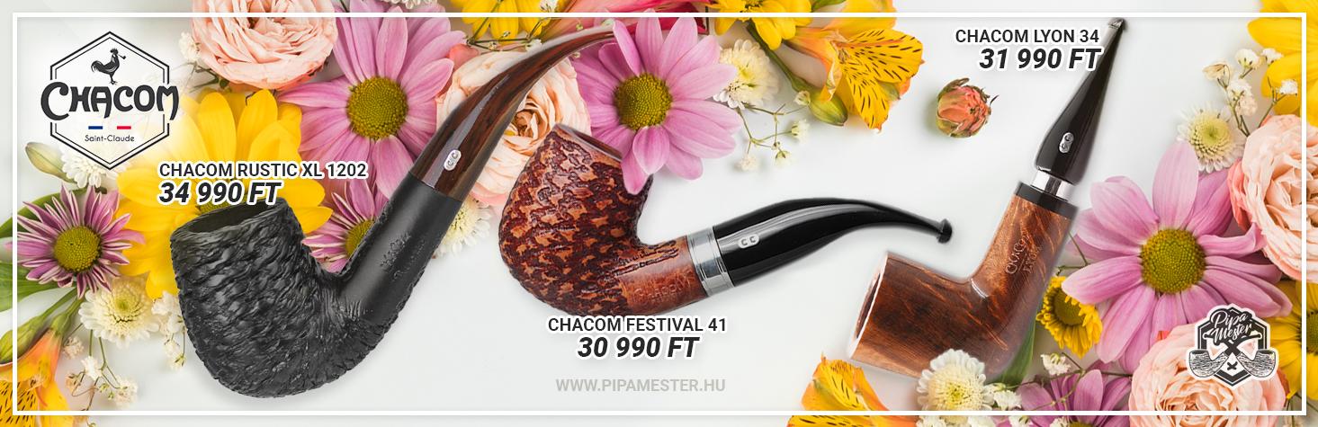 CHACOM 12 DB-OS BŐRÖND 2019